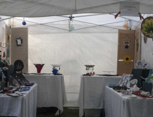 Glass Creations- 2016 Rhododendron Festival Vendor