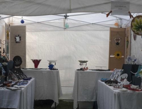 Glass Creations- 2016 Rhododendron Festival Vendor