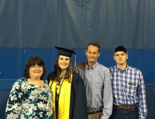 Congratulations!  Wendy Jarrett