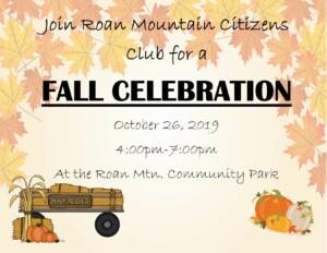 fall celebration 2019